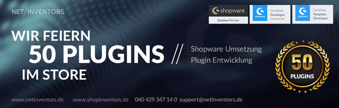 Net Inventors Shopware Plugin